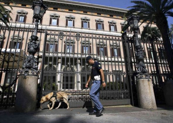 US Vatican embassy to move to grounds of US embassy to Italy - image 1