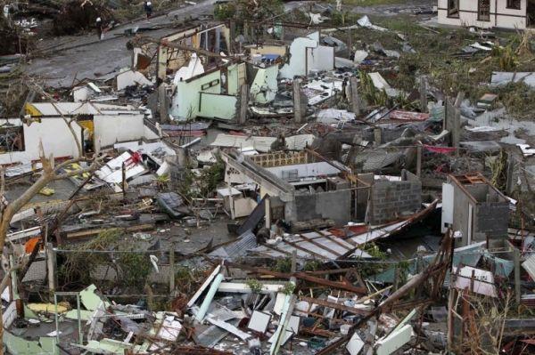 Rome responds to Philippine typhoon - image 2