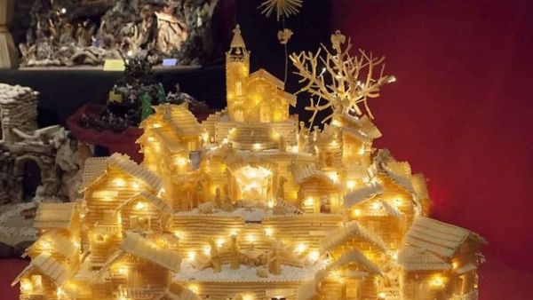 Christmas crib season in Rome - image 2