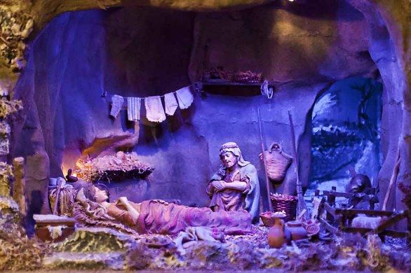 Christmas crib season in Rome - image 3