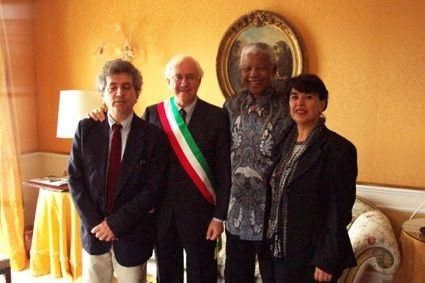 Mandela remembered in Rome - image 2