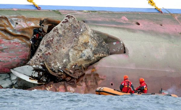 Costa Concordia shipwreck to be moved in June - image 4
