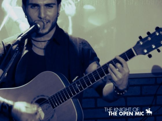 Knight of the Open Mic - image 2