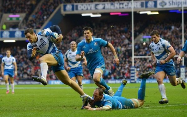 Win Six Nations rugby tickets in Rome - image 2