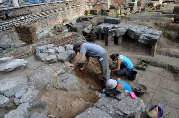 Oldest known Roman temple discovered in Rome - image 1
