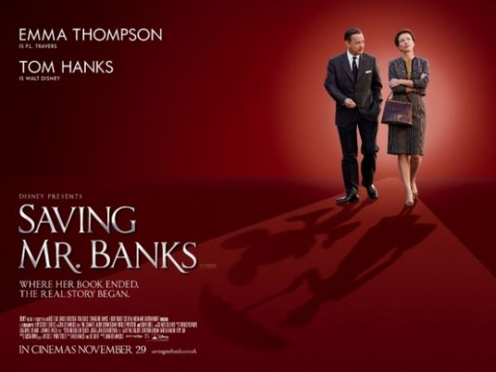 Saving Mr Banks showing in Rome - image 2
