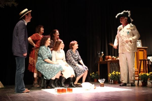 Dancing at Lughnasa - image 1
