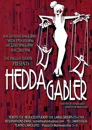 Hedda Gabler - image 1