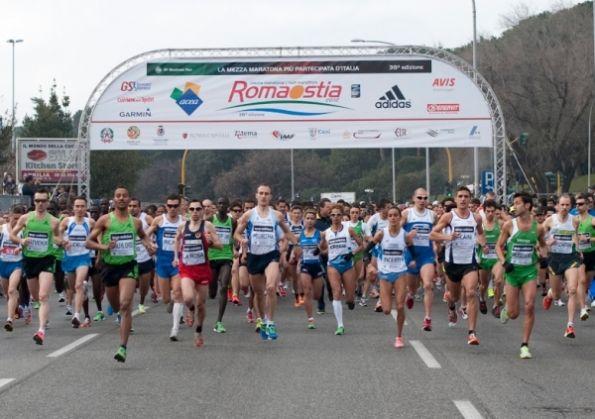 Rome-Ostia half marathon - image 1