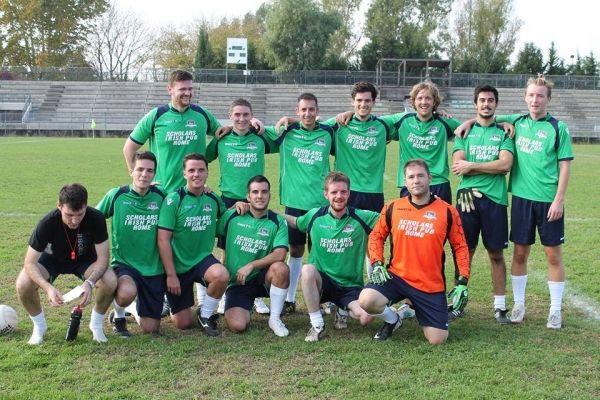 Gaelic football in Rome - image 1