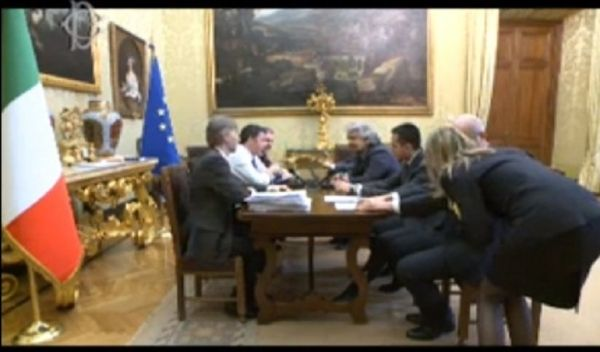 Renzi moves ahead to form Italy's next government - image 3