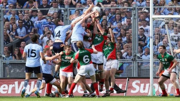 Promoting Gaelic Football in Rome - image 4