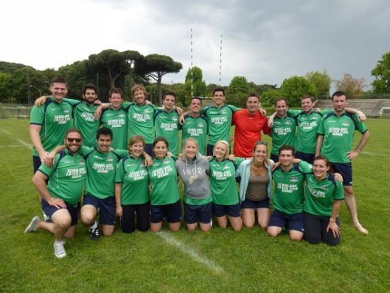 Promoting Gaelic Football in Rome - image 2