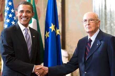 Tight security in Rome for Obama visit - image 3