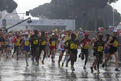Ethiopian runners dominate Rome marathon - image 2