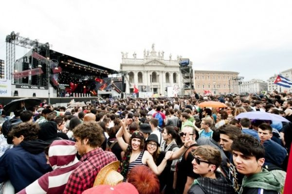 Labour Day in Rome - image 2