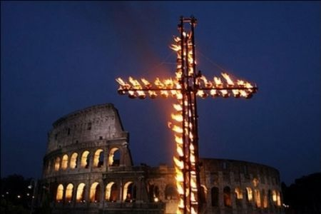 Good Friday in Rome - image 2