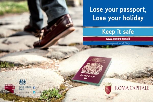 Lose your passport, lose your holiday - image 1