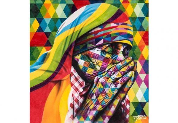 Eduardo Kobra: Peace - image 4