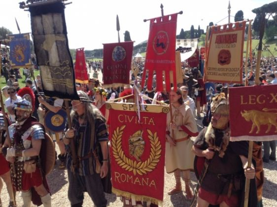Rome's celebrates 2,767th birthday - image 3