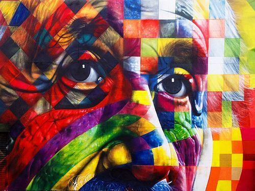 Eduardo Kobra: Peace - image 2