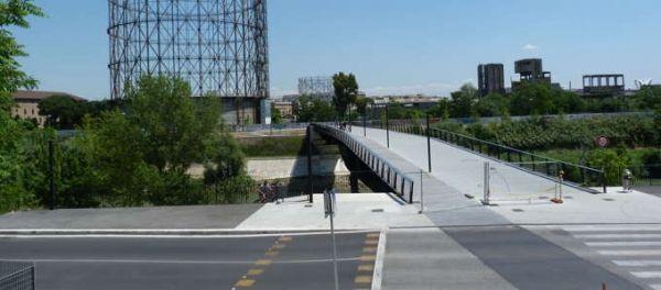 Rome's Ponte della Scienza opens - image 3