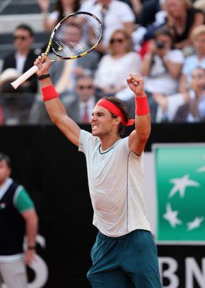 Rome Masters tennis tournament - image 2