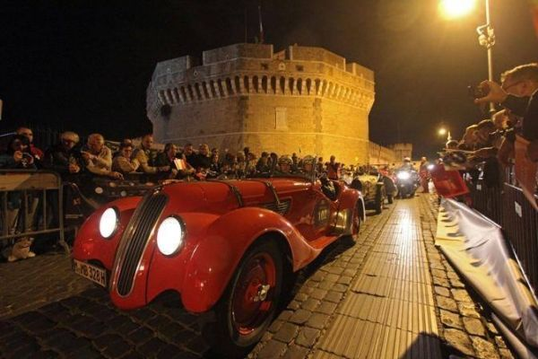Vintage cars come to Rome - image 3