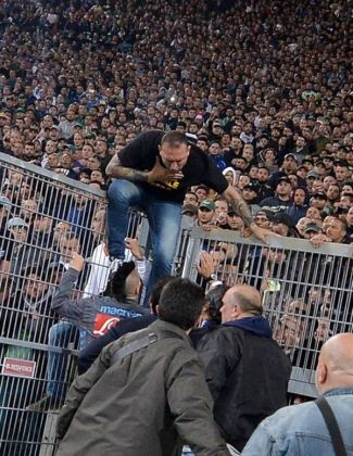 Italy calls for crackdown on football hooligans - image 2