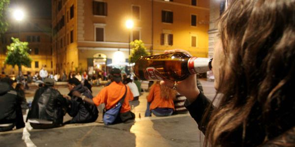Alcohol ban in Rome - image 3
