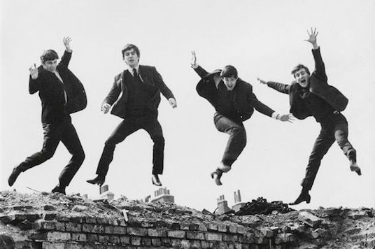 Beatles movie in Rome - image 1