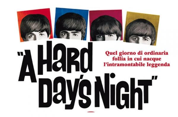 Beatles movie in Rome - image 2