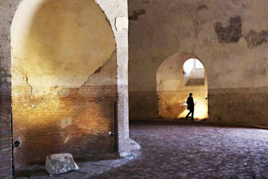 Mausoleum of Romulus reopens - image 2