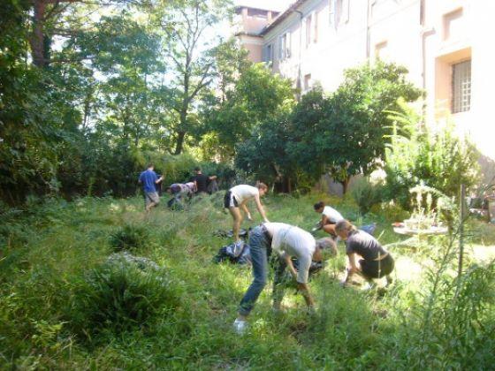 Rome's ecumenical gardens - image 2