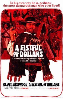 A Fistful of Dollars showing in Rome - image 3