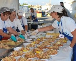 Fish festival in Rome - image 4