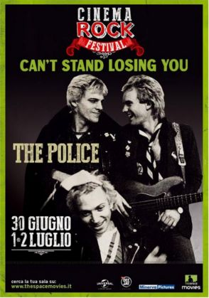 The Police: Can't Stand Losing You - image 1