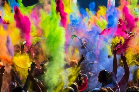 Holi Festival of Colours in Rome - image 4
