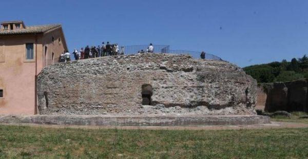 Mausoleum of Romulus reopens - image 1