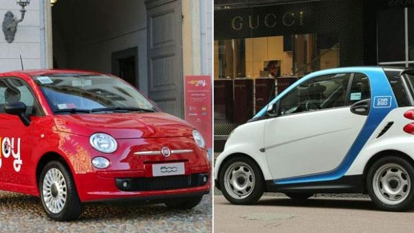 Enjoy cars come to Rome - image 4