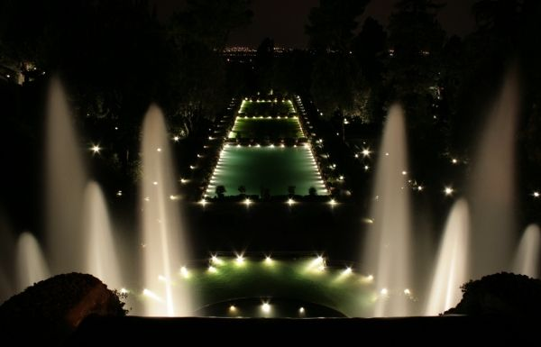 Villa d'Este by night - image 2