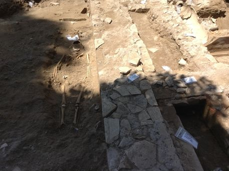 Mausoleum discovered at Rome's Ostia Antica - image 3