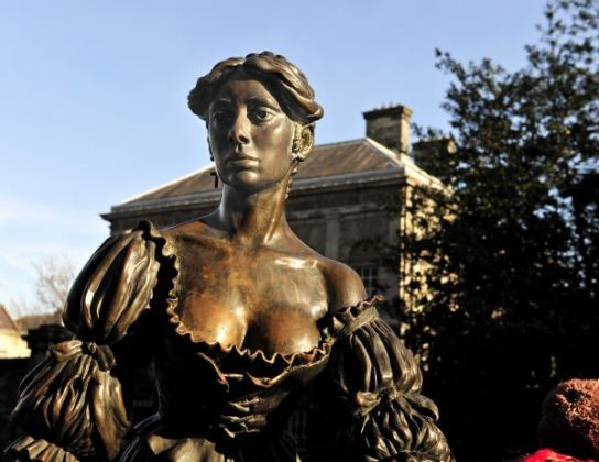 Dublin's Molly Malone gets a makeover - image 1