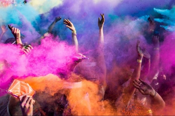 The Color Run in Rome - image 1