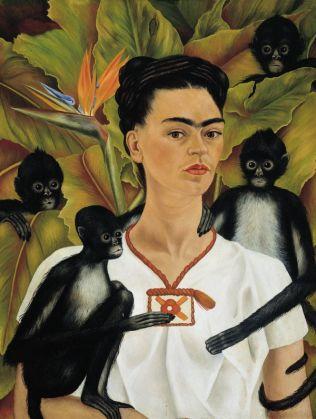 Frida Kahlo in Rome - image 1