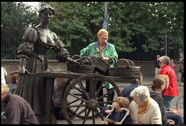 Dublin's Molly Malone gets a makeover - image 2