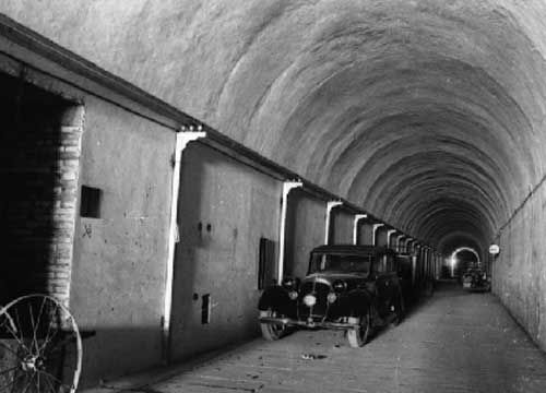 Monte Soratte bunker opens to visitors - image 4