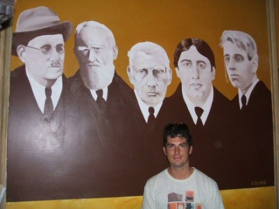 Devane painting inaugurated at Scholars Lounge - image 3