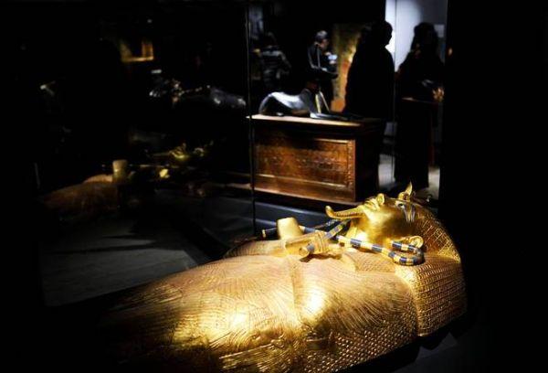 Tutankhamon exhibition at Egyptian Academy in Rome - image 4