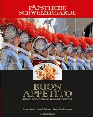 Swiss Guards launch Vatican cookbook - image 2